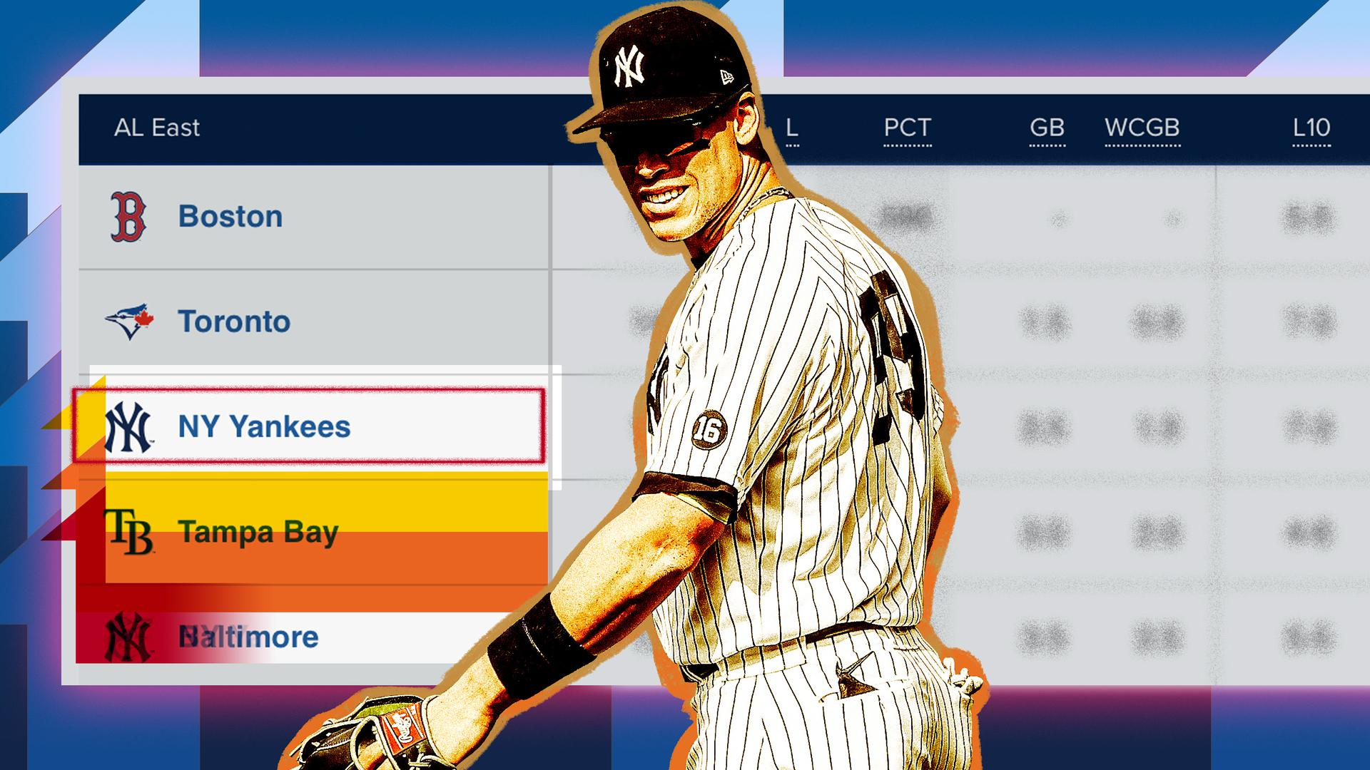 Yanks to first